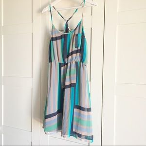 Roxy Racer-back Summer Sleeveless Dress